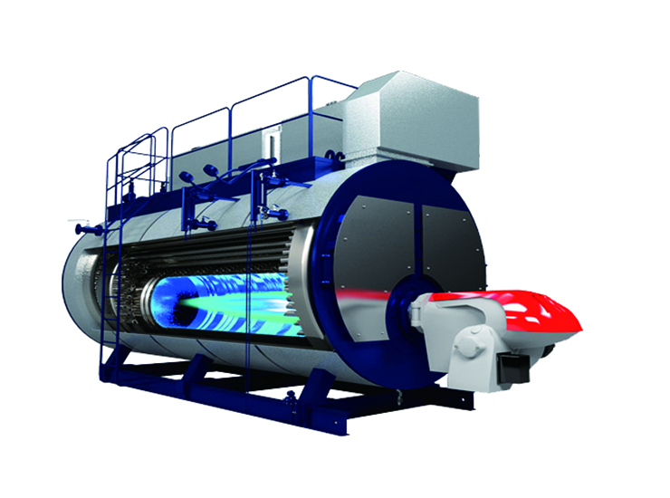 全自动燃油(气)蒸汽锅炉