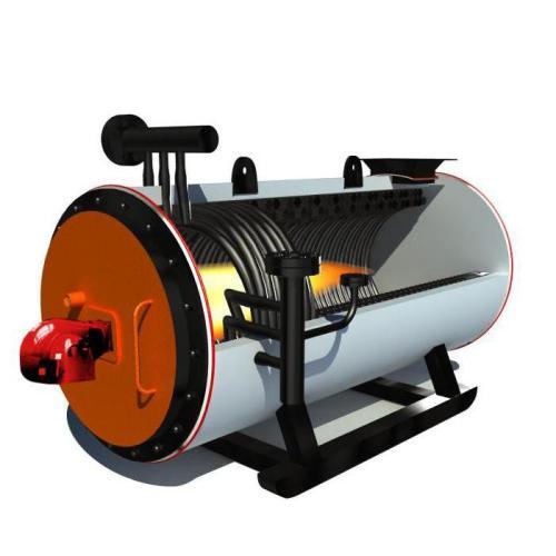 全自动燃油(气)承压热水锅炉